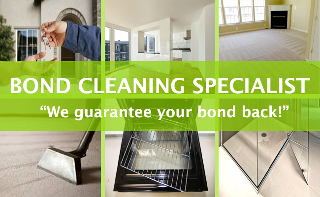 Bond Cleaning Specialist | B'Bright